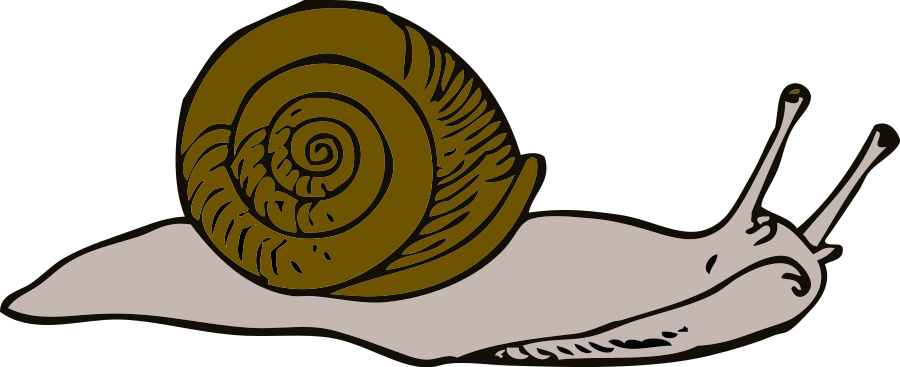 Snail Clipart, vector clip art online, royalty free design.