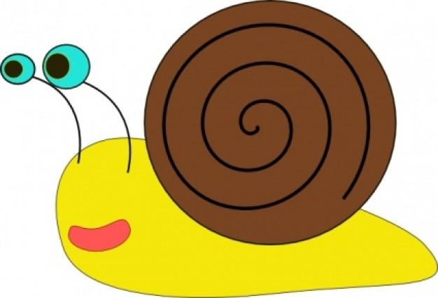 Clip Art Snail Clipart.