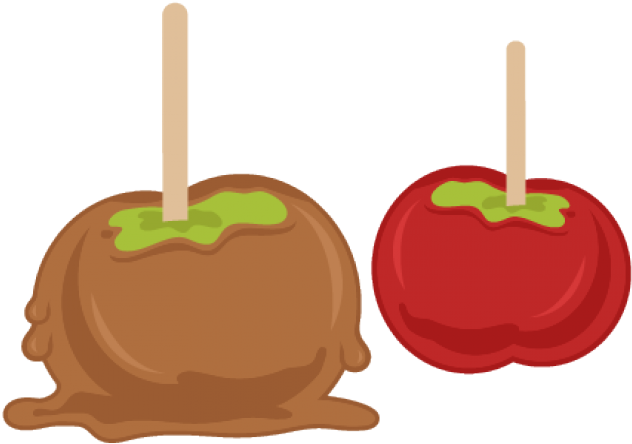 Candy Apples Clip Art , Transparent Cartoon.