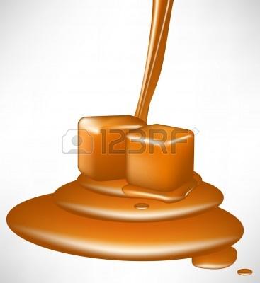 Caramel Clipart.