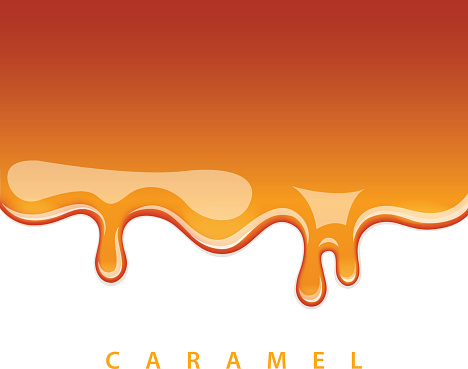 Caramel Clip Art, Vector Images & Illustrations.