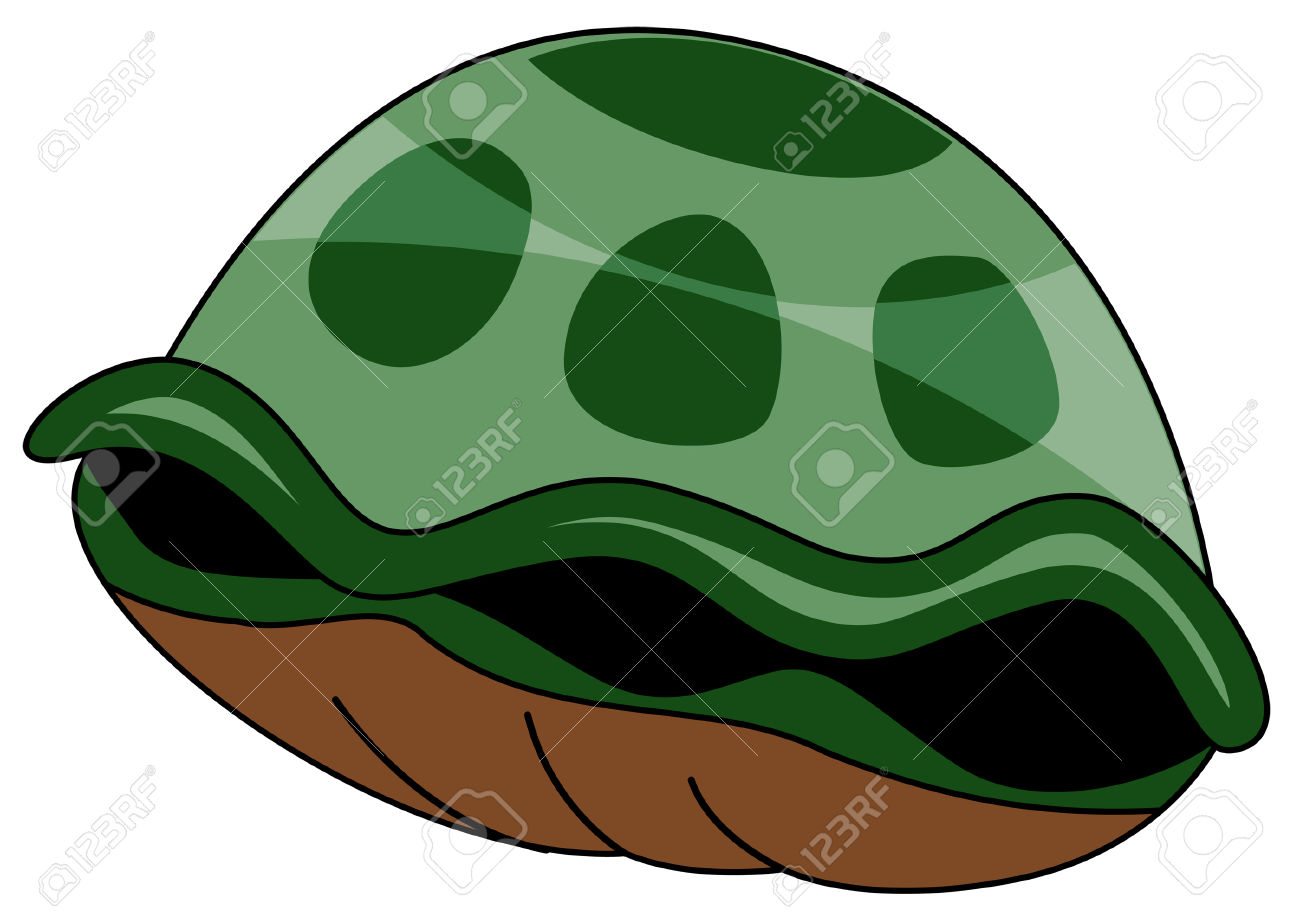 Turtle Shell Royalty Free Cliparts, Vectors, And Stock.