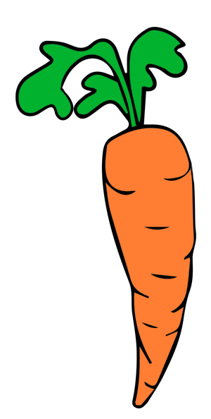 Free to Use & Public Domain Carrot Clip Art.