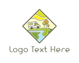 Caravan Logos.