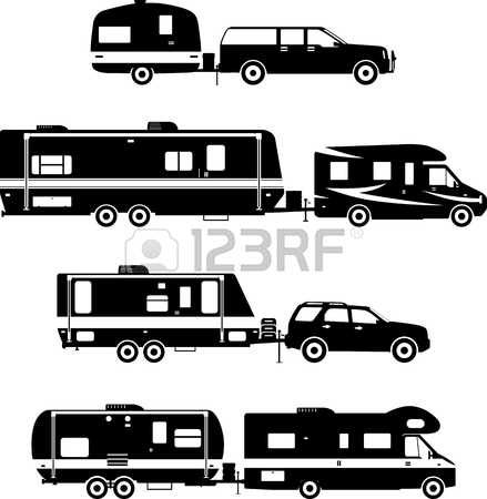 216 Caravans Stock Vector Illustration And Royalty Free Caravans.