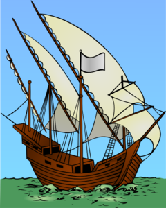 Caravel Remix Clip Art at Clker.com.