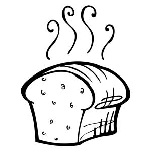 Caraway Rye Bread.