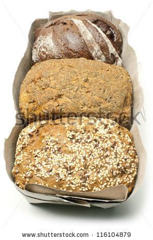 Bread Vector Clipart Stock Vector 65301007.