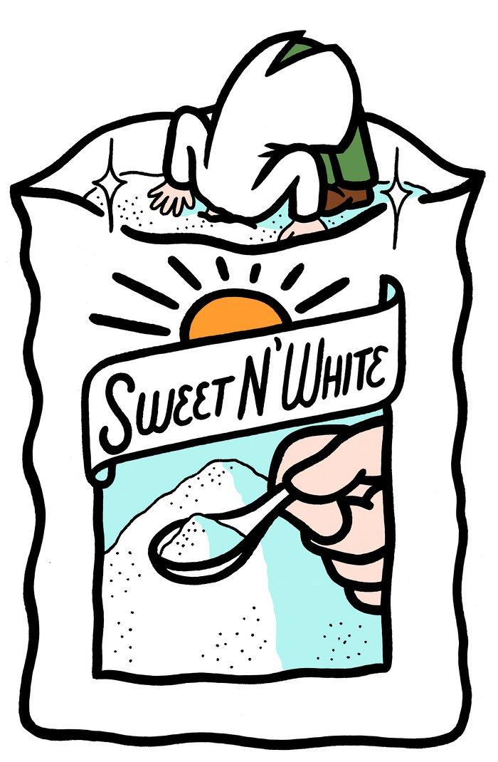 The sugar conspiracy.