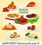 Carbonara Clip Art Illustrations. 45 carbonara clipart EPS vector.
