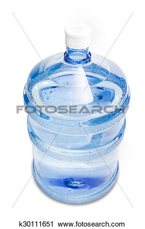 Stock Photography of Carboy with drinking water k30111651.