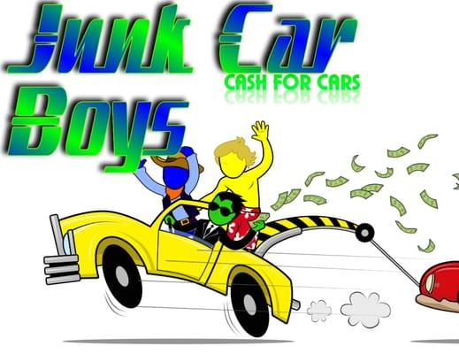 Junk Car Boys Austin.