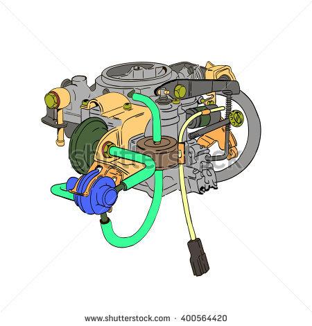 Carburetor Stock Photos, Royalty.