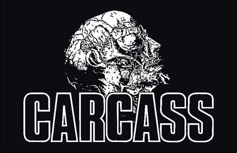 Carcass Logos.