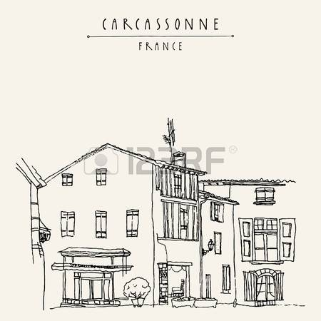 52 Carcassonne Cliparts, Stock Vector And Royalty Free Carcassonne.
