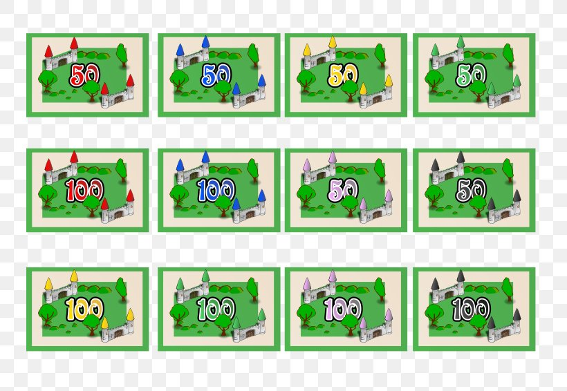 Board Game Carcassonne Playing Card Clip Art, PNG, 800x566px.