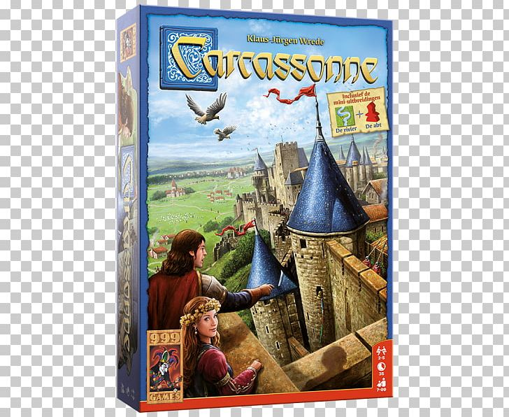 Carcassonne Board Game 999 Games Expansion Pack PNG, Clipart.