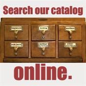 Card catalog clipart.