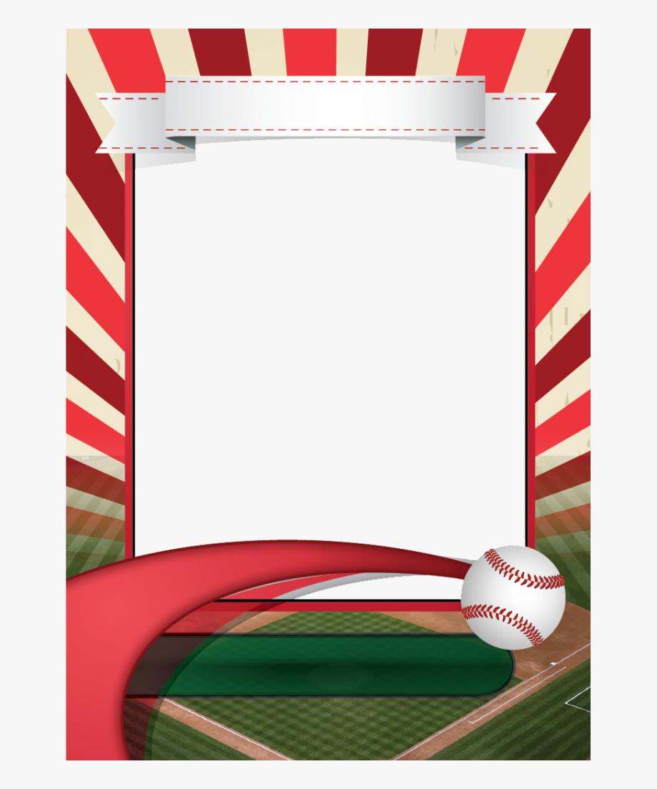 Printable Baseball Card Template Free Trading Lineup.