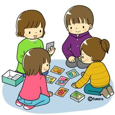 Card game clipart.