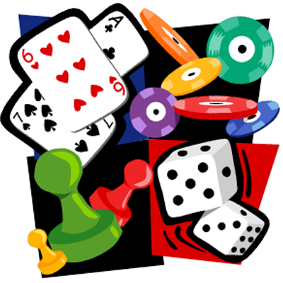 Free clip art images card games.
