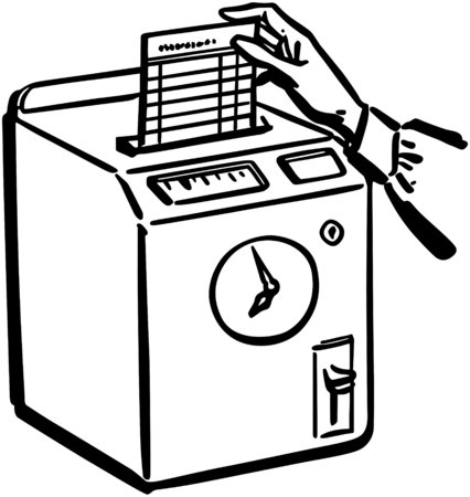 Card Punch Clipart 20 Free Cliparts
