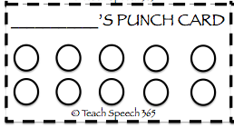 1000+ images about Punch Cards/Reward Charts on Pinterest.