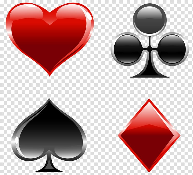 Playing cards shapes, Playing card Suit, spade transparent.
