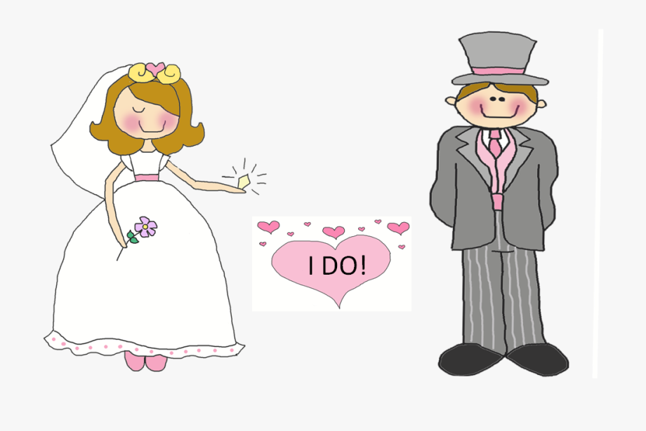Marriage Clipart Barat.