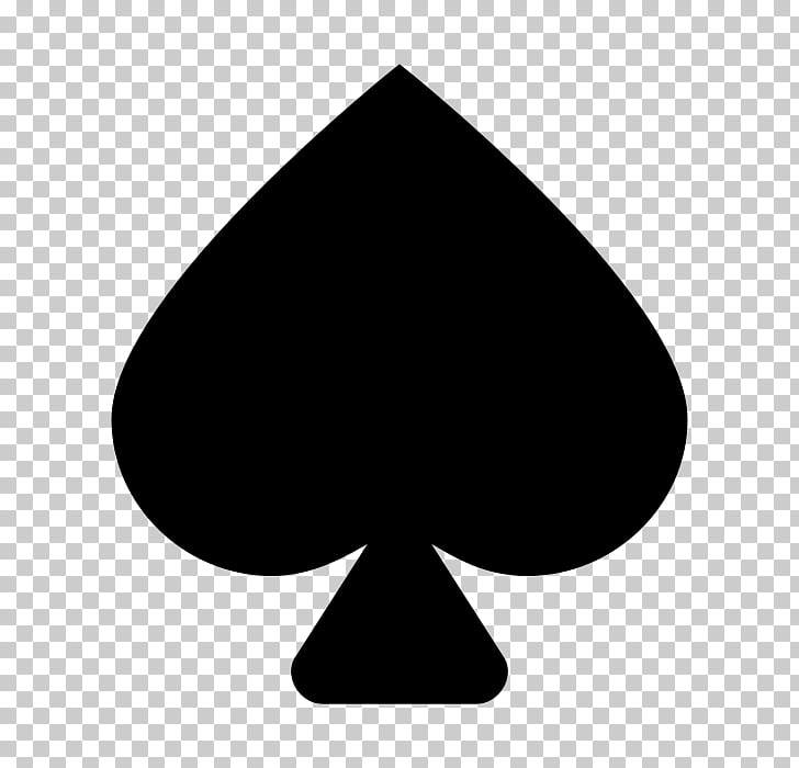 Suit Ace of spades Playing card, suit PNG clipart.