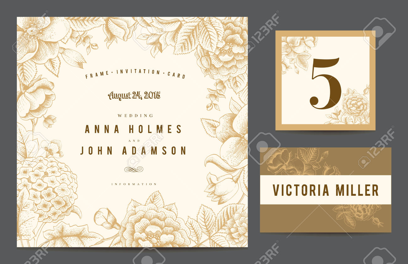 3,094 Wedding Table Stock Illustrations, Cliparts And Royalty Free.