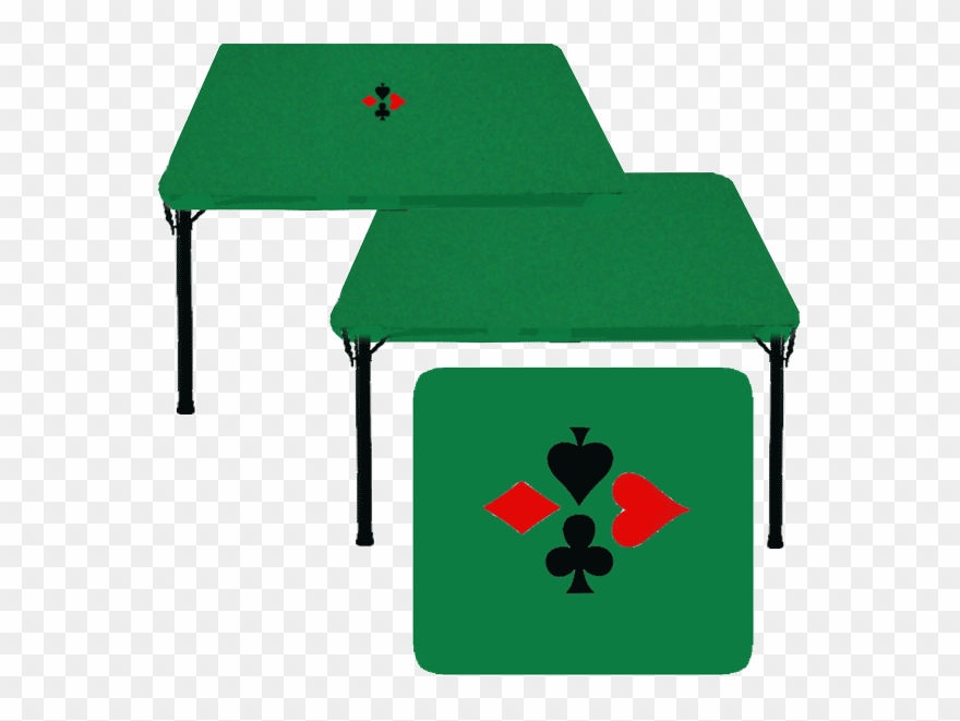 Card Table Covers Clipart (#1802791).