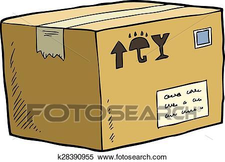 Cardboard boxes clipart 4 » Clipart Portal.