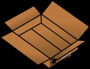 Cardboard Clipart.