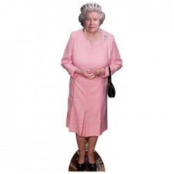 British Monarchy Cardboard Cutouts.