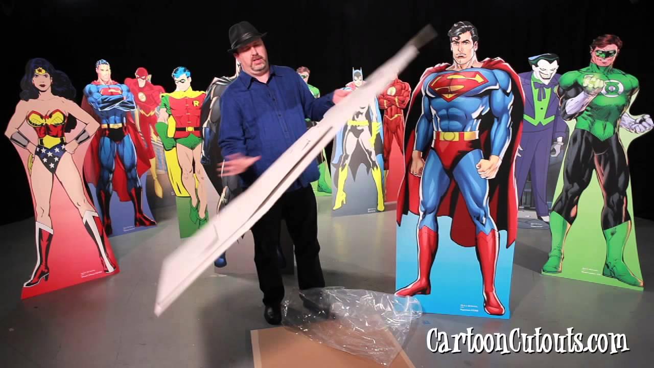 CartoonCutouts Cardboard Cutouts.