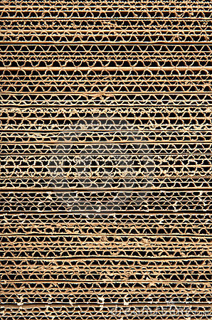 Cardboard Background Texture Royalty Free Stock Photo.