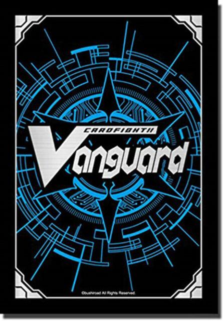 Cardfight Vanguard G Bushiroad Blue Card Back 70ct Sleeve Vol 321.