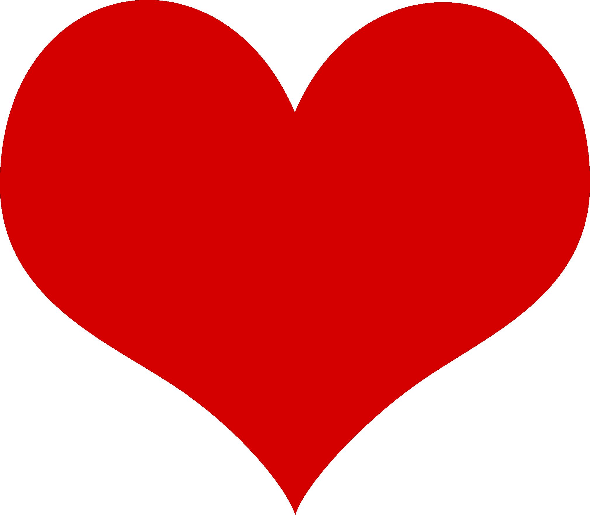 Cardiac Heart Clip Art.
