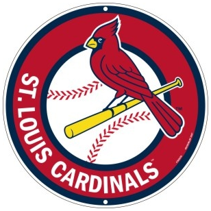 St Louis Cardinals Logo Circle Pictures to Pin on Pinterest.
