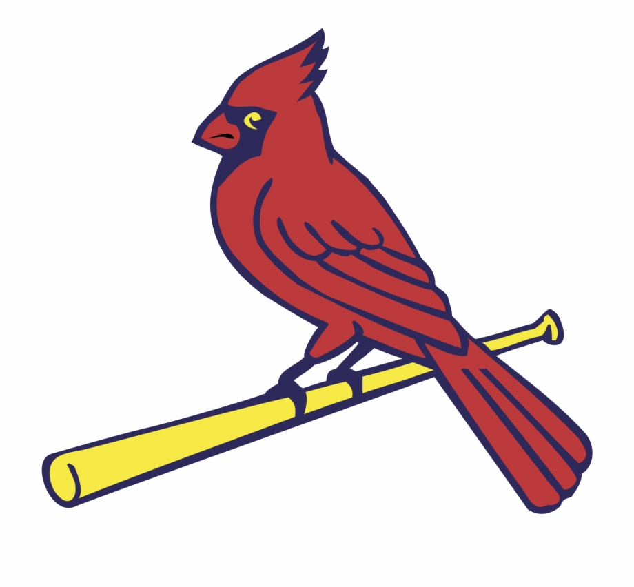 St Louis Cardinals, Mlb, Logos And Uniforms Of The.