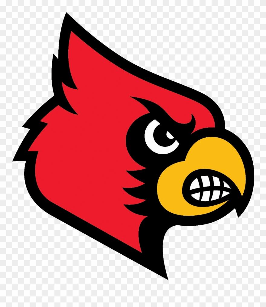 Cardinal Mascot Clipart.