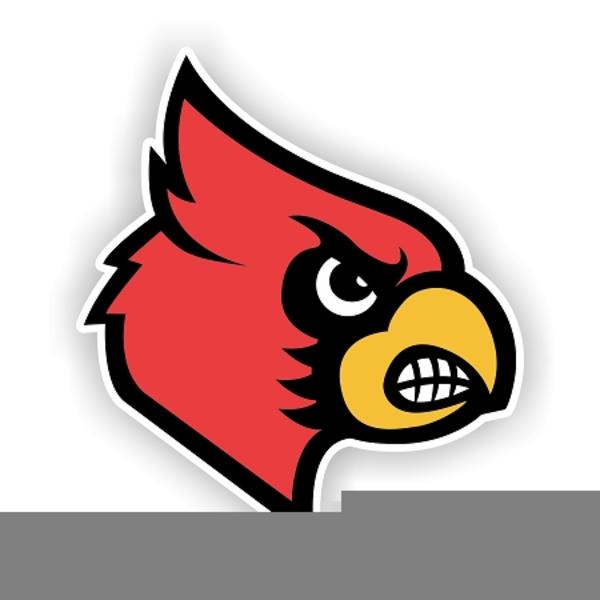 Clipart Of Cardinal Mascots.