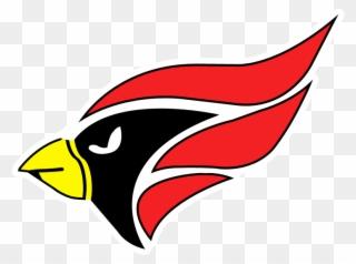 Free PNG Cardinal Mascot Clip Art Download.