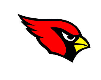 Cardinal clipart mascot, Cardinal mascot Transparent FREE.