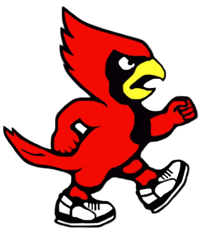 Cardinal mascot clipart 1 » Clipart Station.