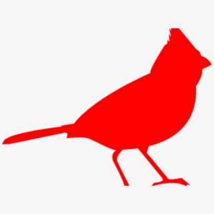 Free Cardinal Clipart Black And White Cliparts, Silhouettes.