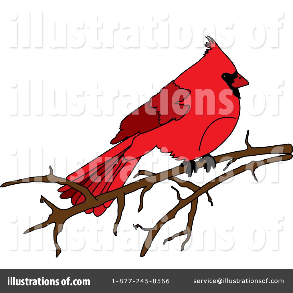 Cardinal Clipart #1410251.