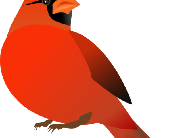 Clip art Northern cardinal Free content Vector graphics.
