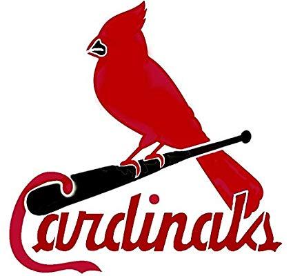 Amazon.com: St Louis Cardinals Baseball Logo Stencil Mylar.